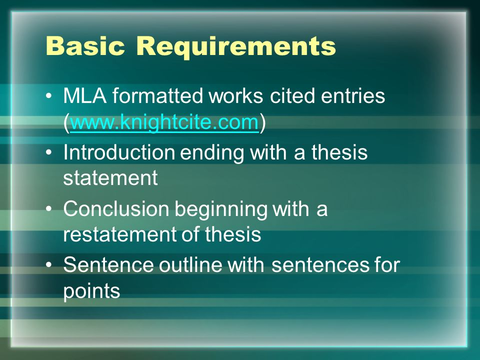 mla format literary analysis Citation machine™ helps students and professionals properly credit the information that they use example of a literary analysis in mla format cite sources in apa, mla, chicago, turabian, and harvard for free.
