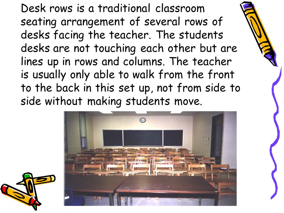Traditional And Modern Classroom Management ~ Room arrangement organization ppt video online download