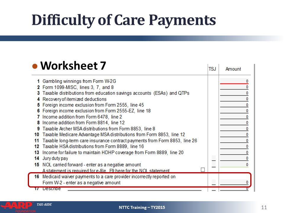 TaxWise Tax Year 2015 Changes ppt download – Eic Worksheet 2014