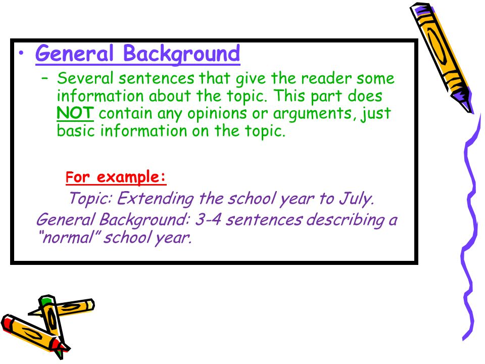 the persuasive essay ppt video online general background