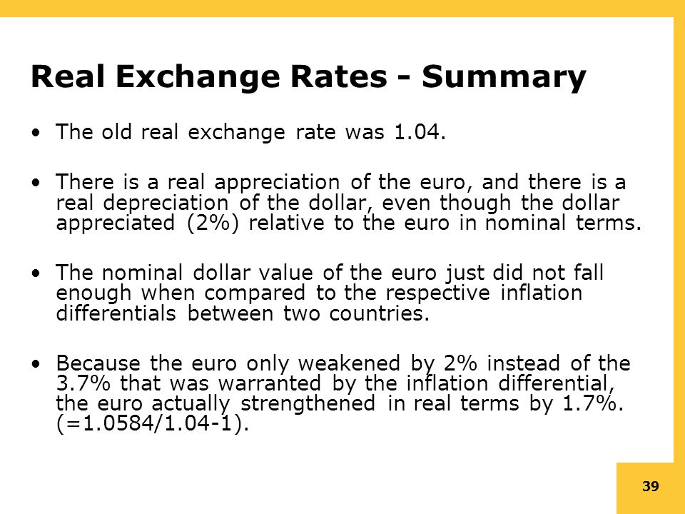 an overview of exchange rates Currency server was designed to be the most advanced currency-enabling component on the market it provides exchange rate information and currency.