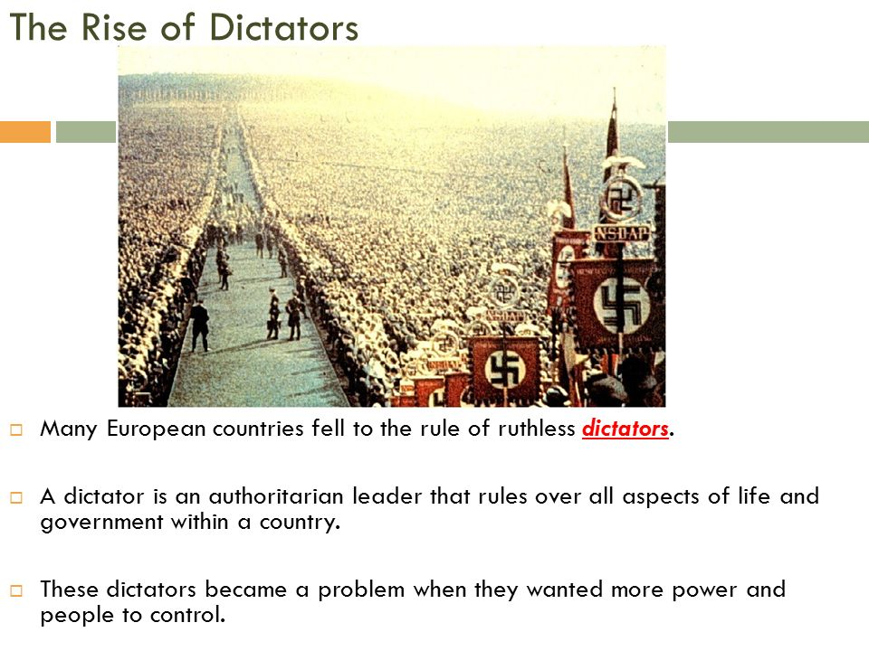 the rise of authoritarian governments But in fact authoritarianism is on the rise nearly everywhere  i believe the international authoritarian moment can be explained by three interconnected factors: the globalization of the.