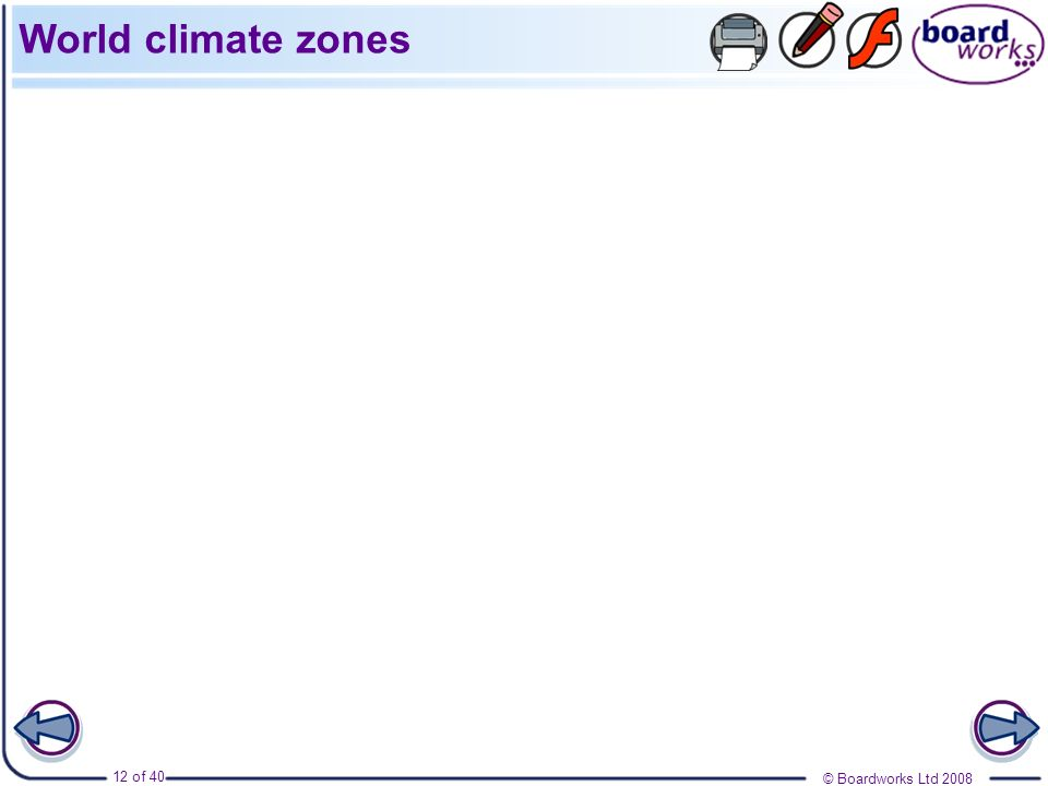 Introduction to Weather and Climate Weather ppt video online – Climate Zones Worksheet