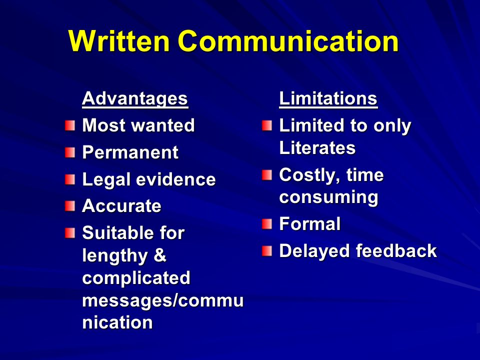 Communication skills Definition Process Types Network ...