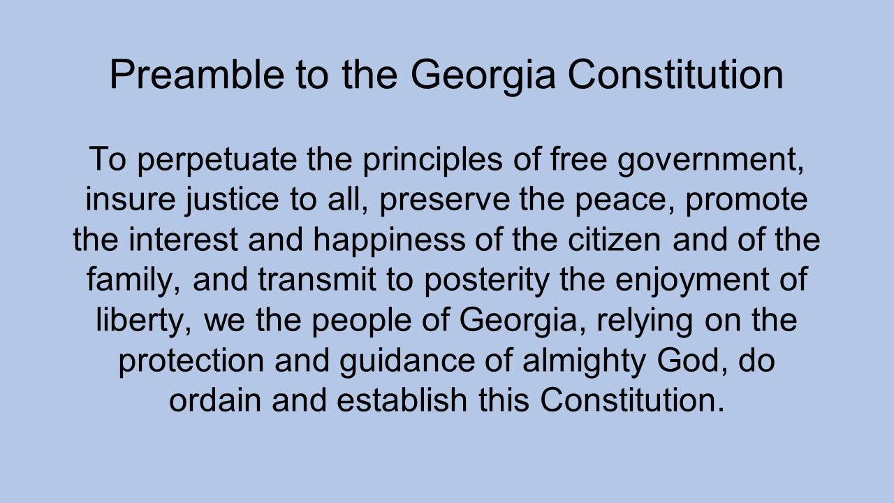 Comparing the U.S. Constitution and the Georgia ... | 1280 x 720 jpeg 116kB
