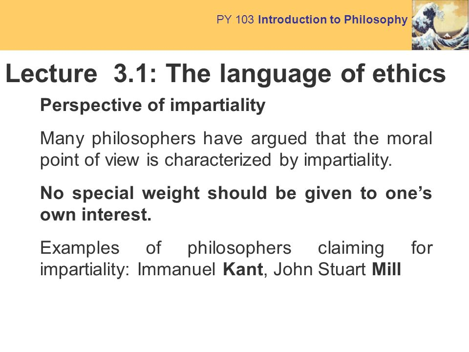 ethics from immanuel kant and john stuart mill As if making room for himself in the crowded halls of philosophy, john stuart mill argues in the very first chapter of his 1863 work utilitarianism that immanuel kant left a gaping hole in his 1785 treatise, grounding for the metaphysics of morals.