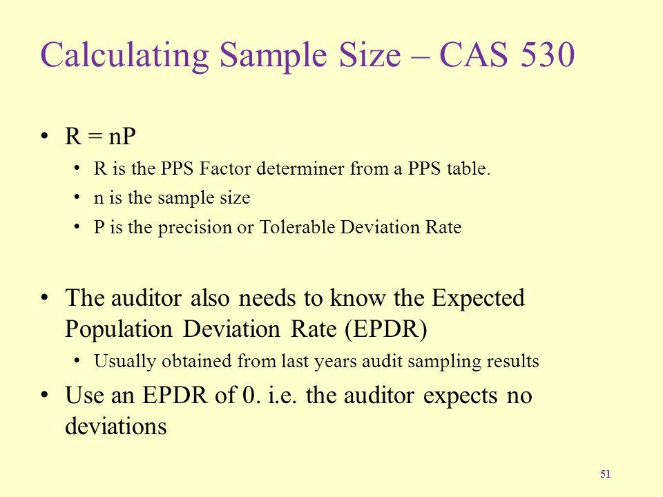 Audit Sampling Concepts - ppt download