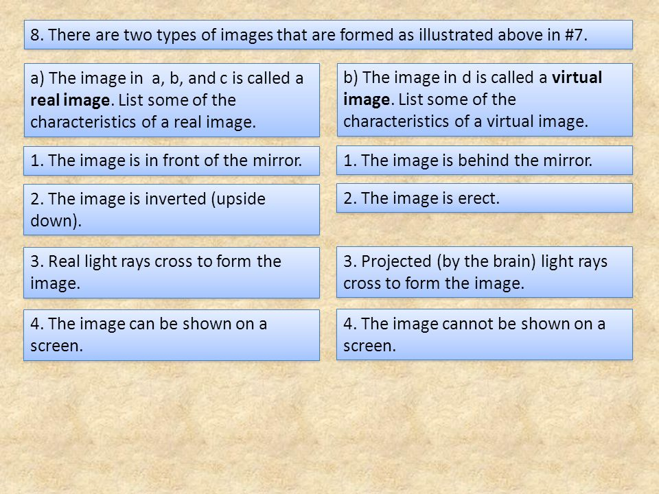 Ray Optics Reflection Science Olympiad - ppt video online download
