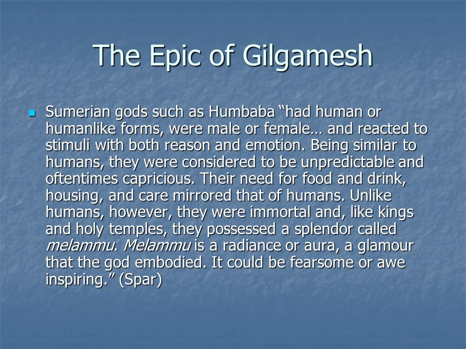 the woman as a temptress in the epic of gilgamesh Transcript of role of women in the epic of gilgamesh role of women in gilgamesh by: darien, owen, erin, and daniela role:  temptress purpose: tempt gilgamesh .