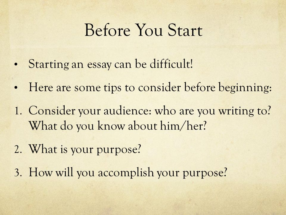 know your audience writing essay Contents how to write great essays v tips on writing to your audience and striking ing the writing processthe more you know before writing a timed essay,the.
