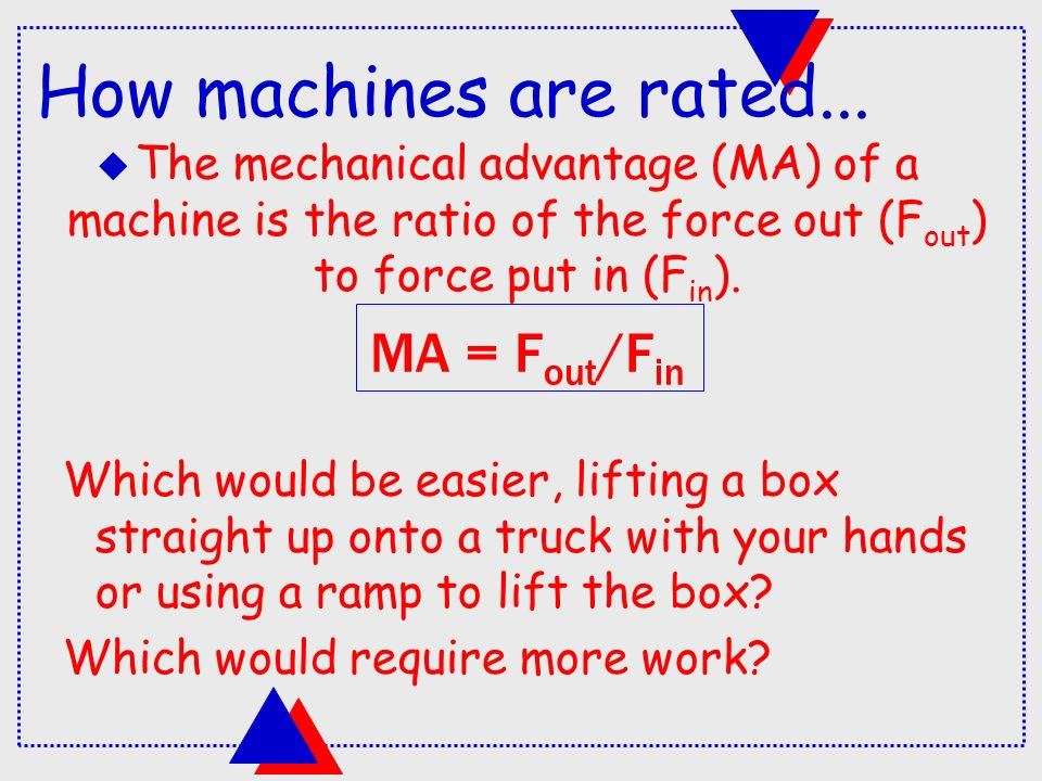 the principle of maximizing mechanical advantage Stephenson six-bar working mechanism has higher mechanical advantage and  better dwelling characteristics, reducing capacities  according to the principle  of virtual work, for the ssm  in this study, it is aimed at maximizing the mechani .