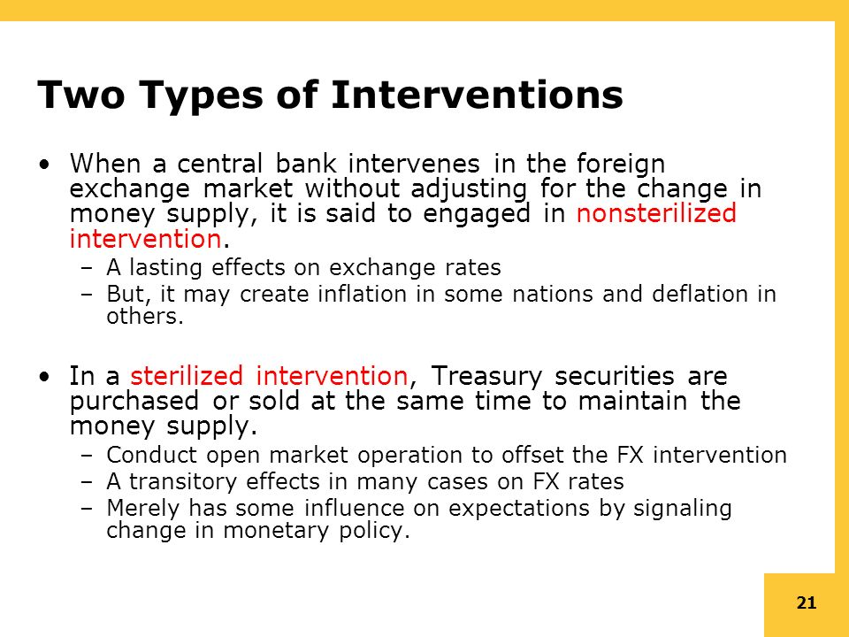 Foreign Policy_22 >> The International Monetary System - ppt download