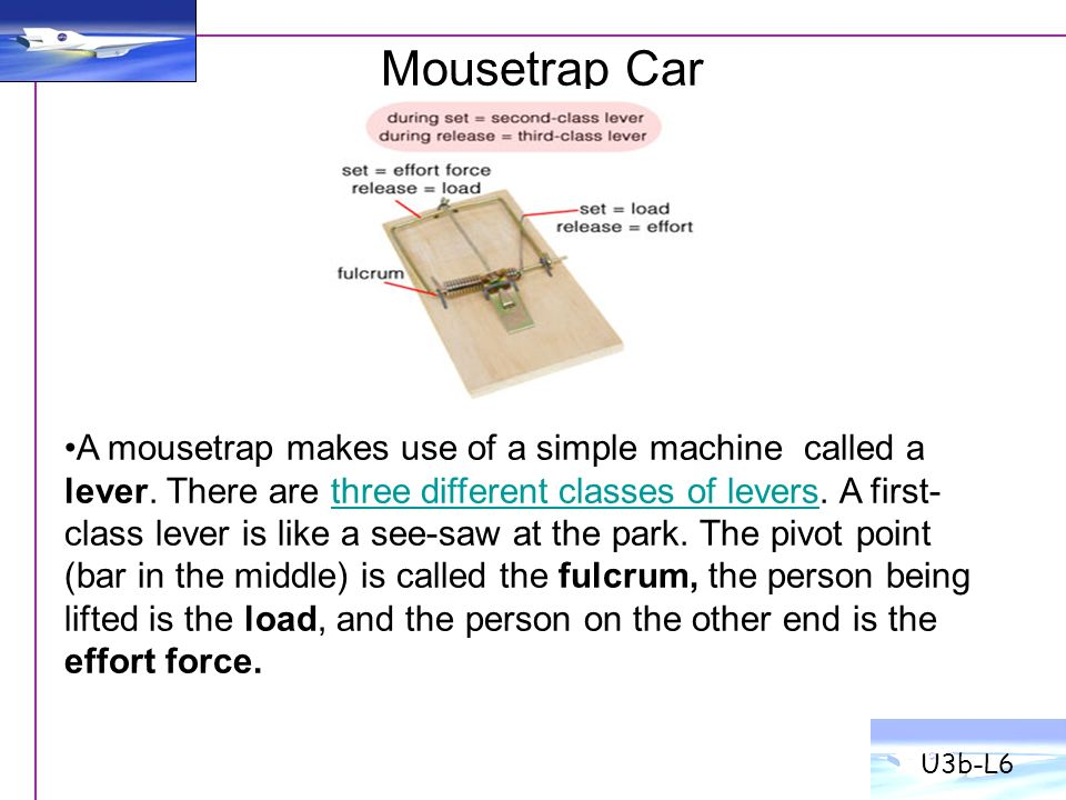 how to build a simple mousetrap car step by step