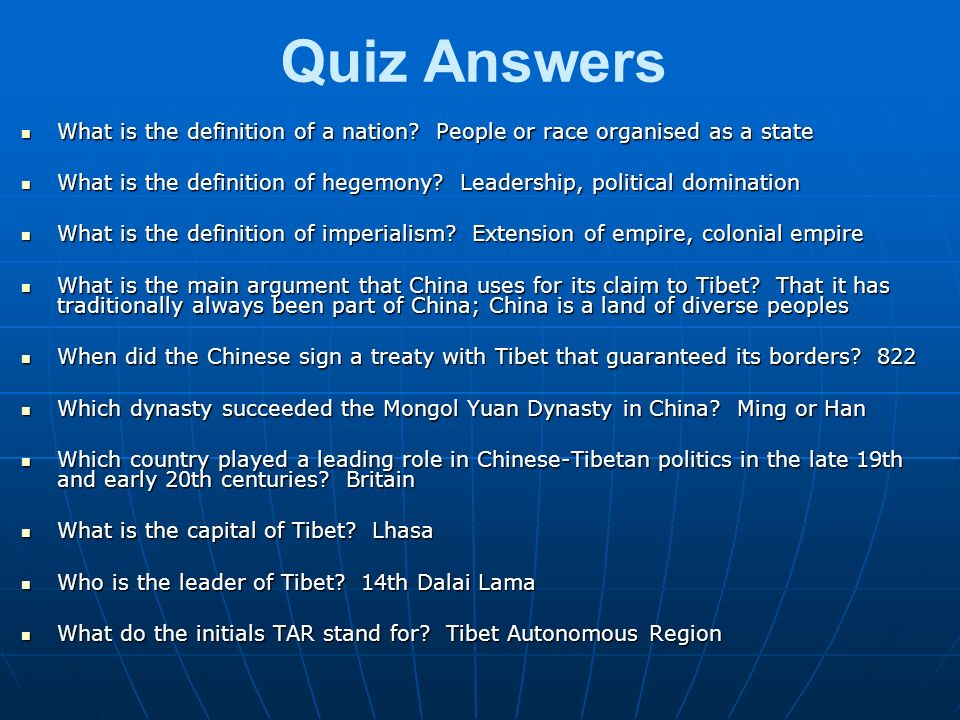tibet s fight for survival in the Match the terms and concepts tibet's fight for survival in the modern world.