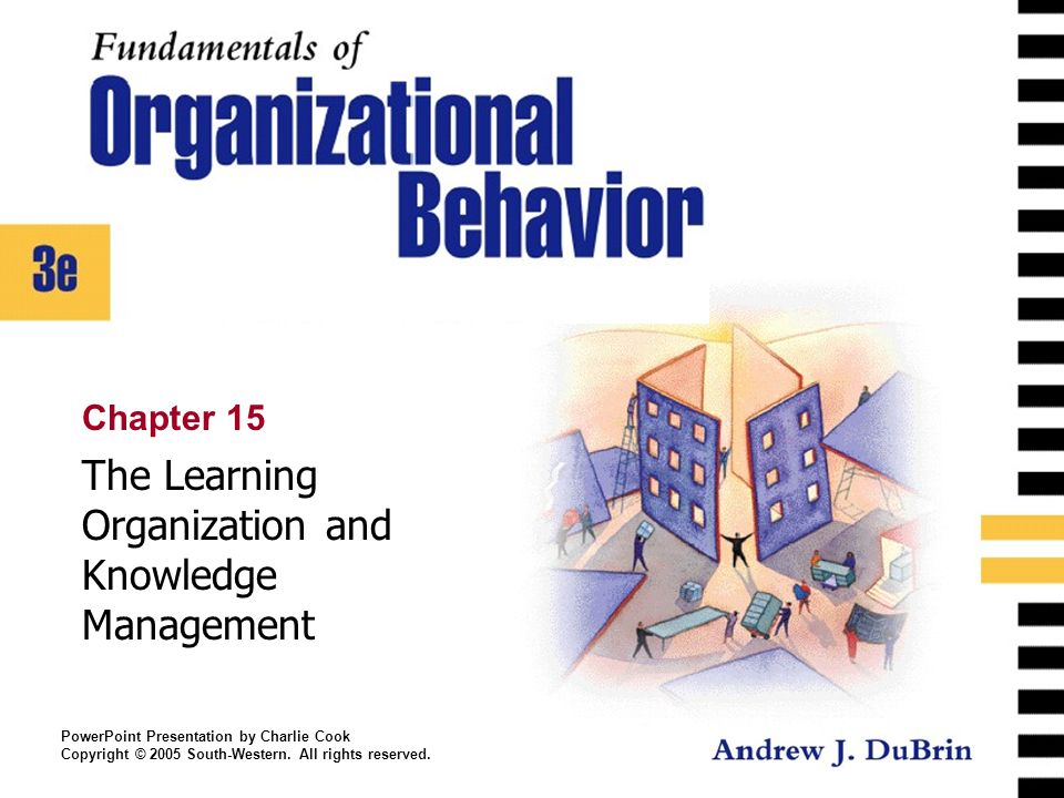 knowledge and organizational learning 1 organizational learning: from experience to knowledge linda argote tepper school of business carnegie mellon university pittsburgh, pa 15213.