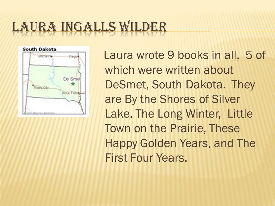 Who Laura Ingalls Wilder - ppt video online download