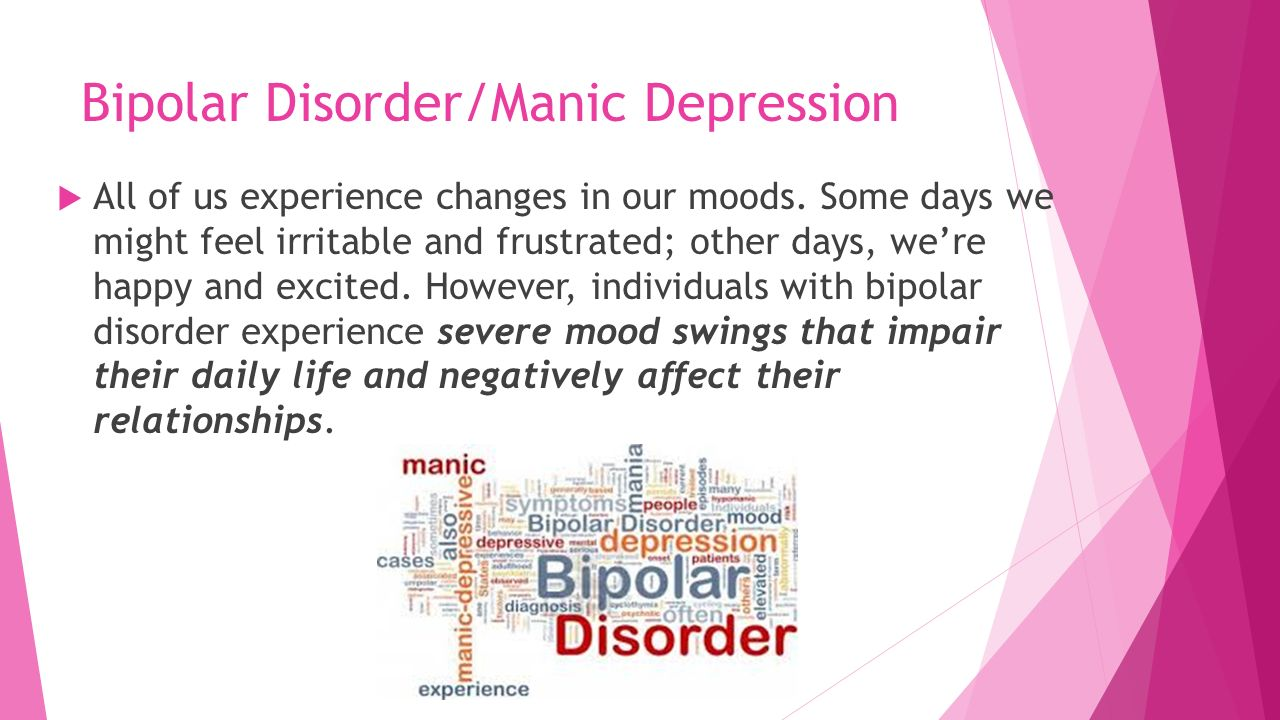 how to help someone with manic episode