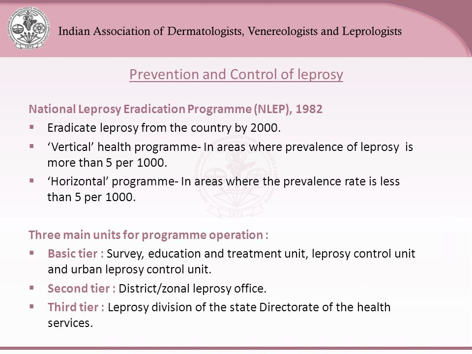 leprosy assignment Leprosy can also lead to permanent and mycobacterium leprae & mycobacterium tuberculosis type of assignment here submitted in partial fulfillment of the.
