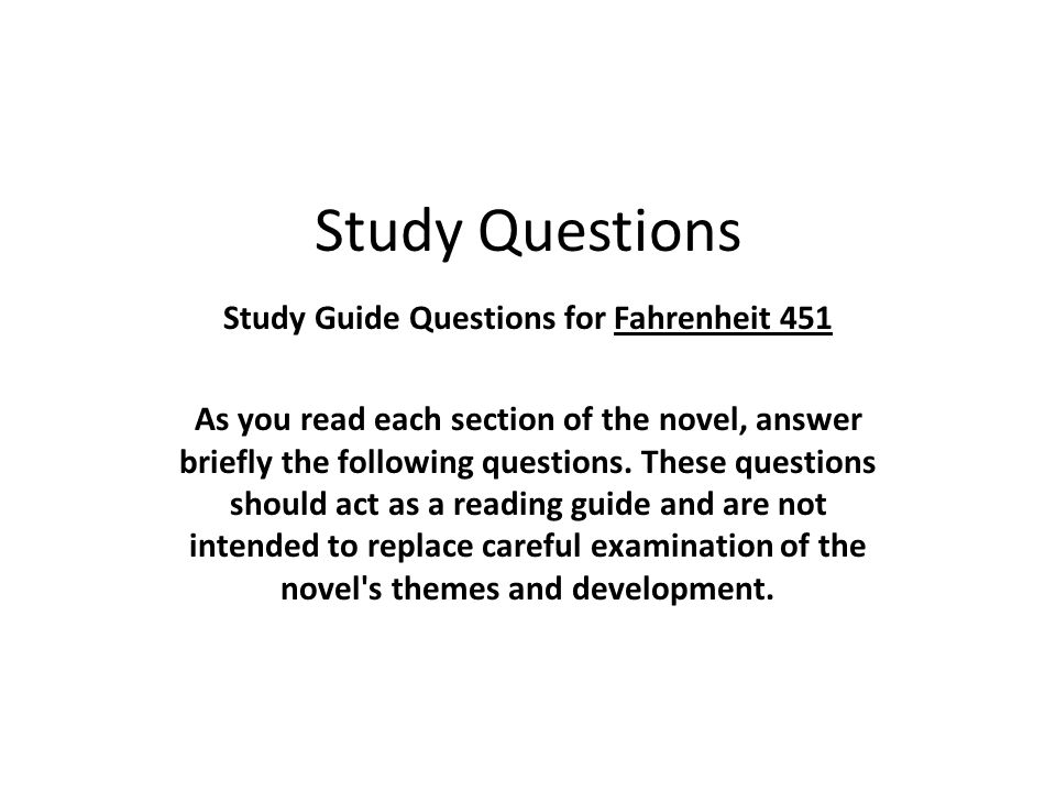 critical response fahrenheit 451 Home → sparknotes → literature study guides → fahrenheit 451 → study questions fahrenheit 451 ray bradbury fahrenheit 451 (sparknotes literature guide.