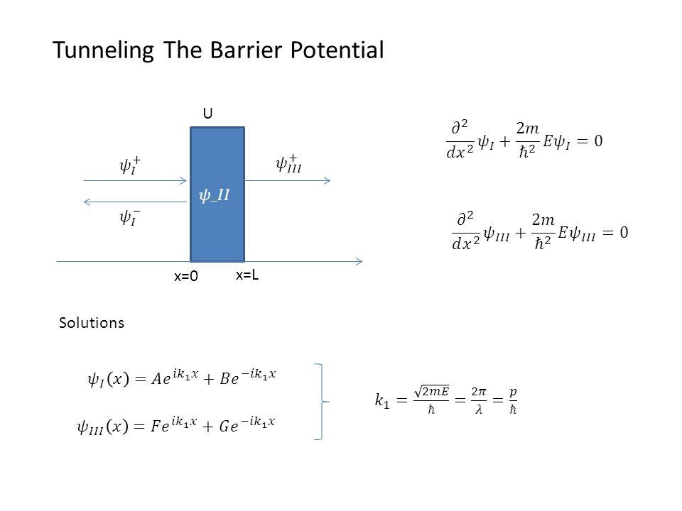 potential barrier quantum mechanics pdf
