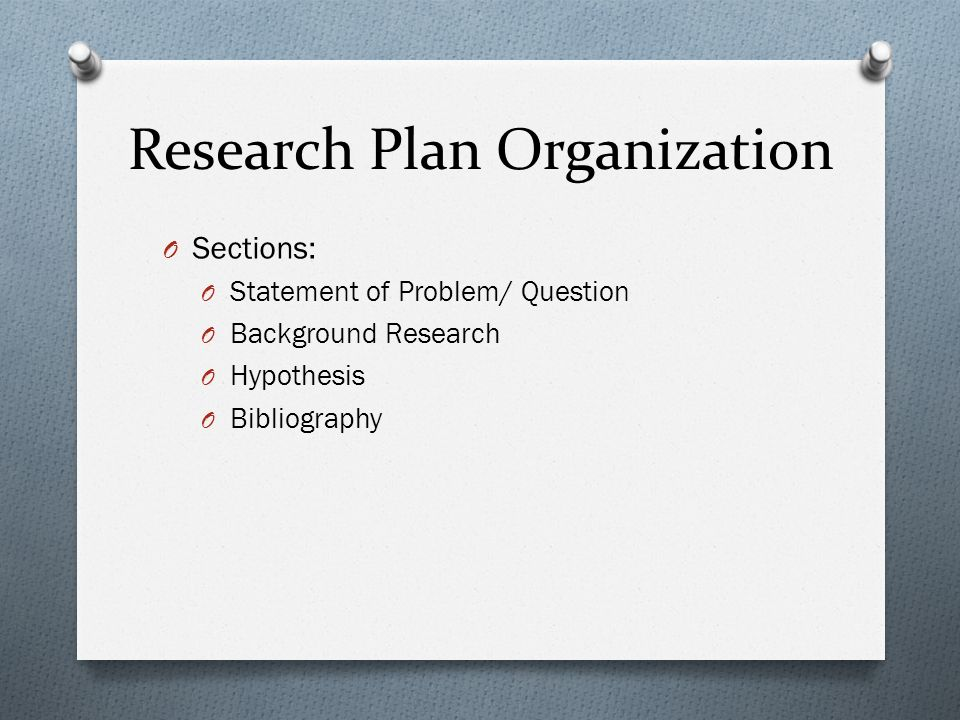 plan research paper Free business plan papers, essays, and research papers.