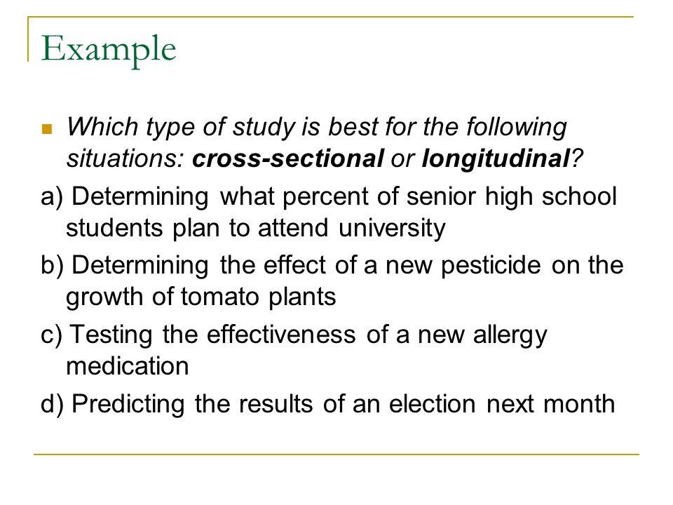 Longitudinal Study definition | Psychology Glossary ...