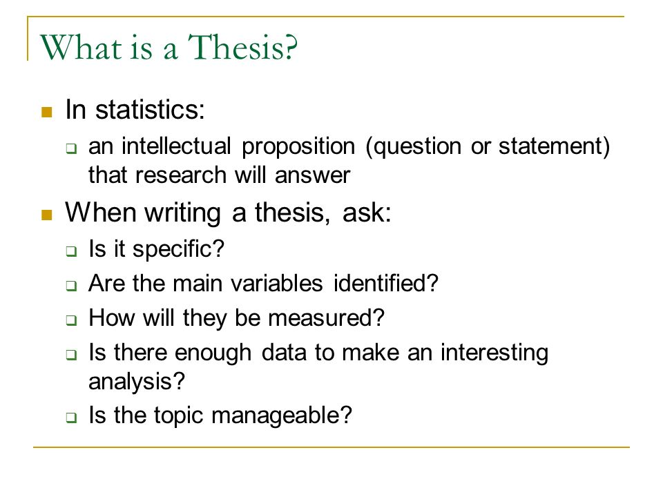chapter 3 thesis statistical treatment Statistical treatment - it is a must that researchers diagnose the problem by using the appropriate statistical tool to arrive at accurate and definite interpretation of results incorrect statistical tool.