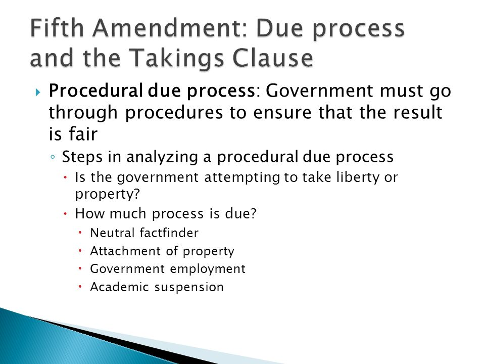 is the amendment process fair to the people 10th amendment powers not expressly given to federal government by the constitution are reserved to states or the people 27 amendments process of law (fair.