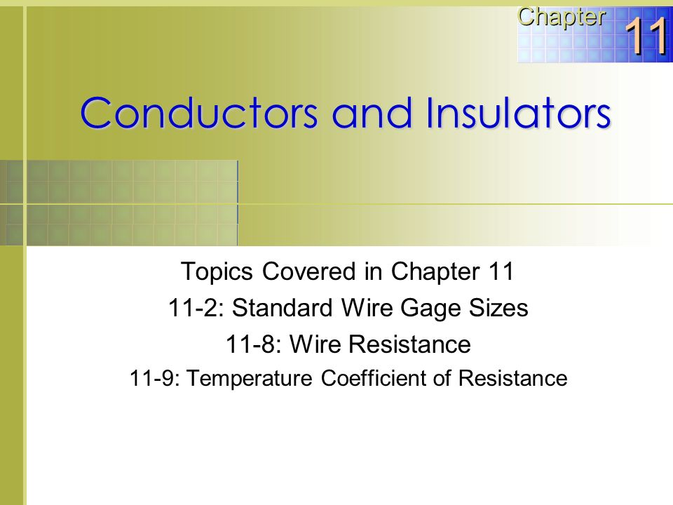 Conductors and insulators ppt video online download greentooth Choice Image
