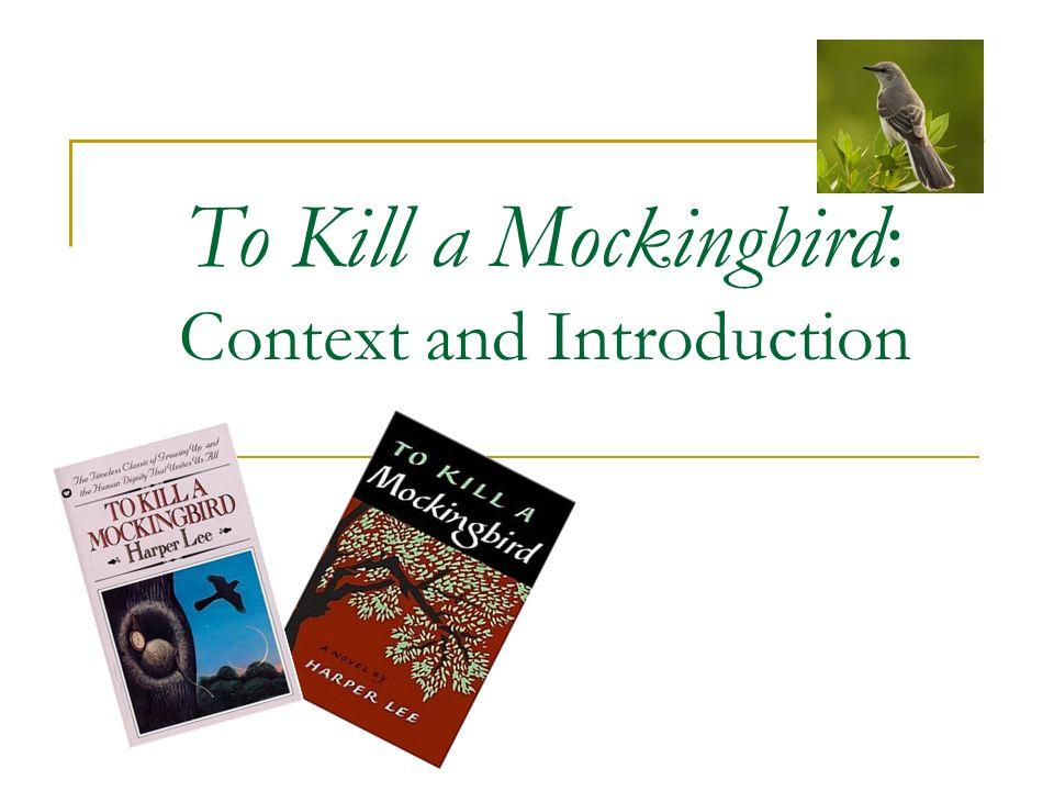 introduction to kill a mockingbird essay
