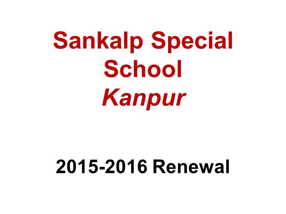 Sankalp Special School Kanpur
