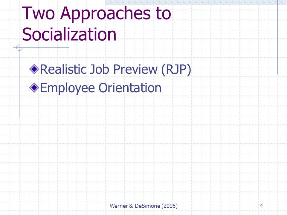 realistic job preview and employee turnover For large organizations that experience high rates of new employee turnover,  the realistic job preview as a partial remedy for nursing attrition and shortages:.