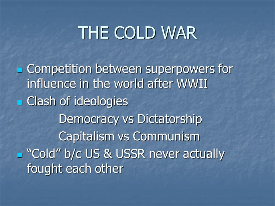 america clashs with communism essay Red scare america 1920 we will probably never see america turn to communism as a form of governing the people search reports and essays.