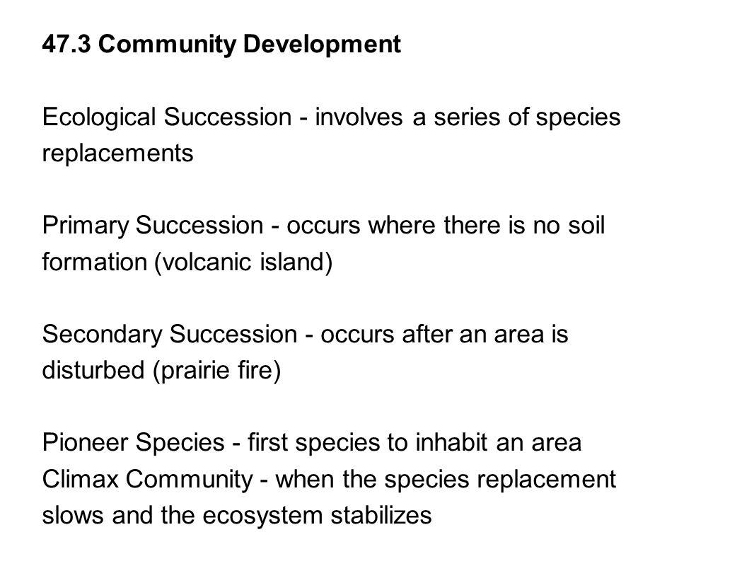 All Grade Worksheets Ecological Succession Worksheet All Grade – Primary and Secondary Succession Worksheet