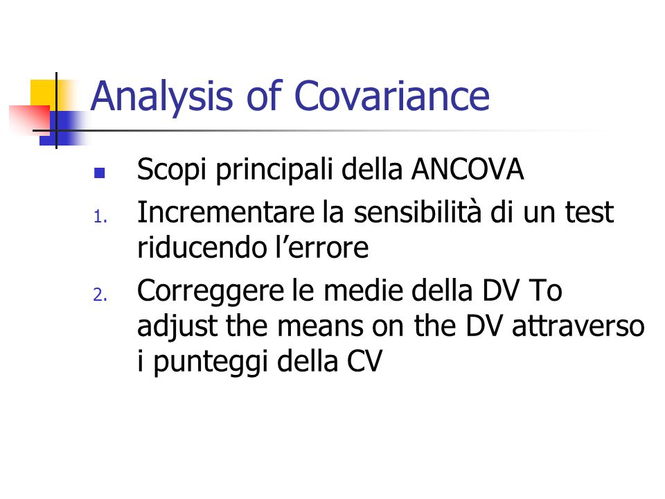 difference between anova and ancova pdf