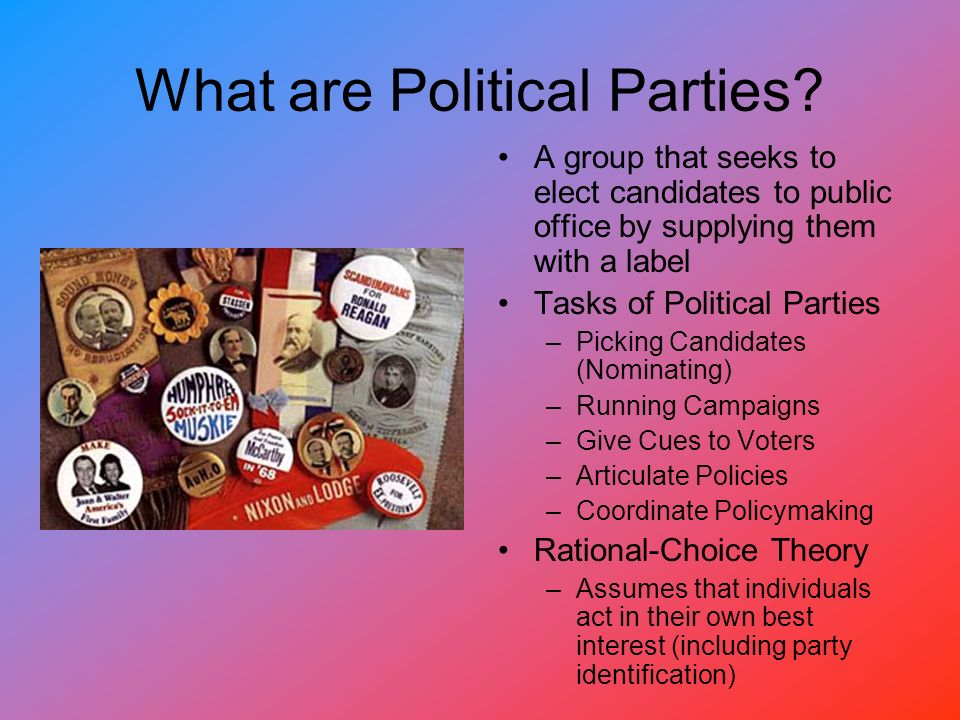 governance and political parties Governance through modern political parties aiding political parties in new cross-national survey of political parties and country governance in 212.