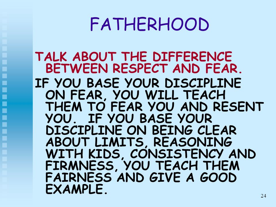 the difference between fear and respect What is the diffenence between fear and respect i think that fear is a blind form of the same active emotion/attitude with respect you must know, or be witness to someting to respect it, but many of us fear the unknown all the time.