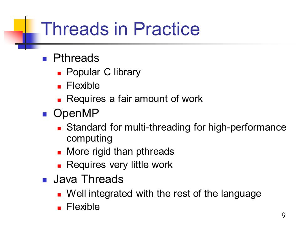 OS Process and Thread Concepts Stack