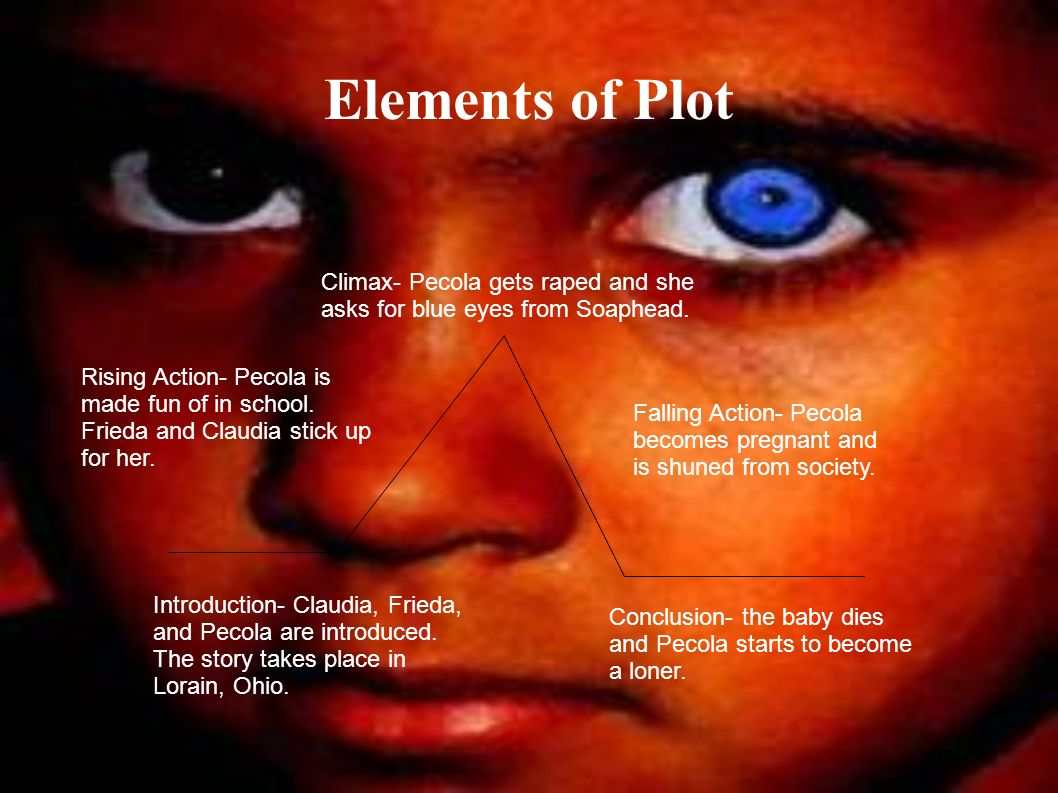 bluest eye essay pecola Essay sample on book analysis: the bluest eye topics specifically for you order now pecola's father, cholly, drinks excessively and rapes his daughter later on in the novel.