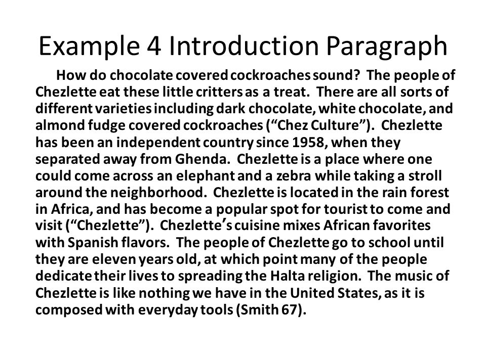 introduction paragraph about music Introduction: writing critically about musical performances writer's web content  by lauren oddo adapted for web by amanda haislip (printable version here.