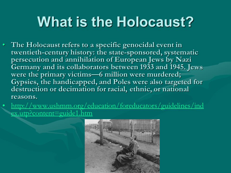the holocaust targeted the jewish community essay Read this full essay on treatment of jews during the holocaust  first research  in the late 1940s and early 1950s focused on the jewishness of the holocaust   the holocaust claimed the lives of about six million jewish people - men and.