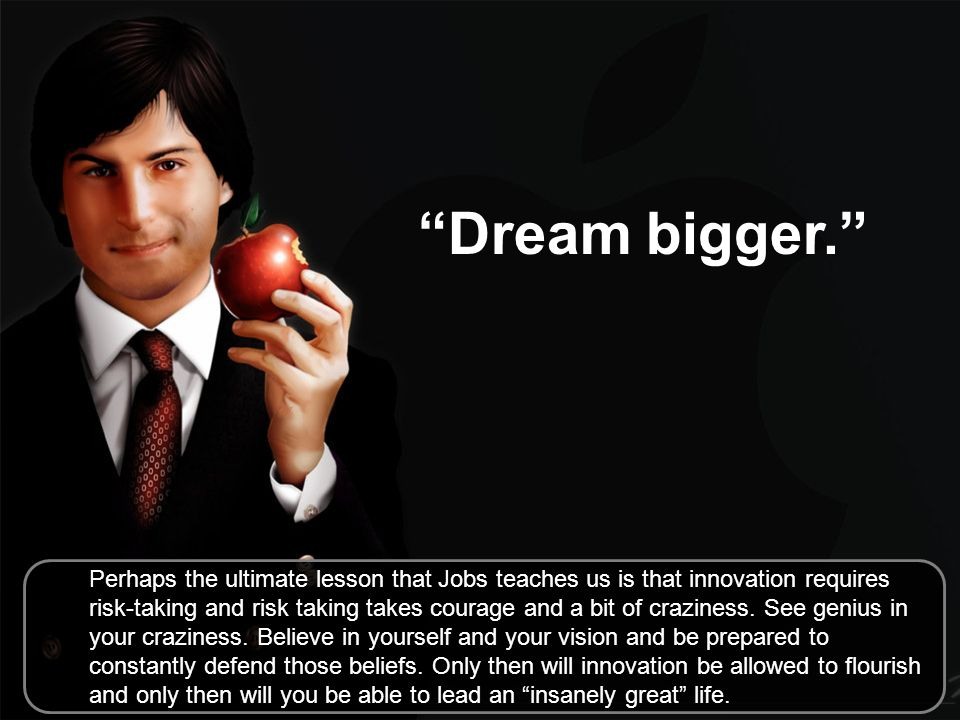 steve jobs the leader of apple Steve jobs also realized the necessity of making apple's operating system more accessible for software providers he switched everything to the open-source.