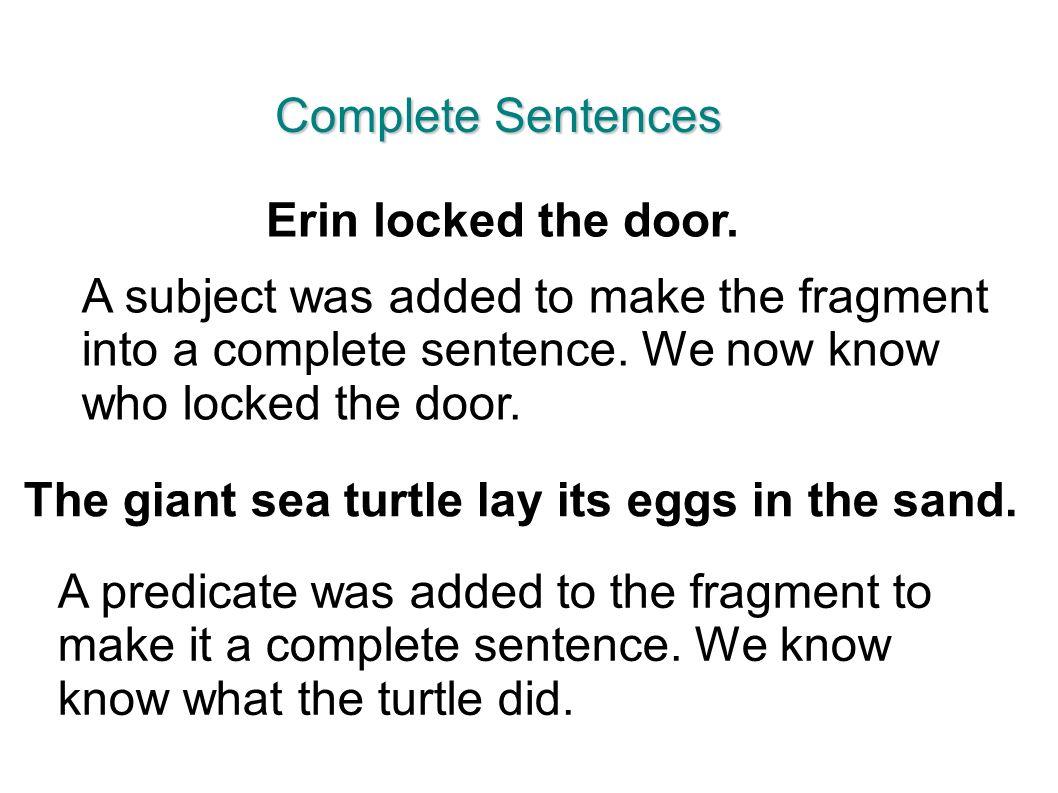 Compound and complex sentences ppt download 12 complete sentences robcynllc Images