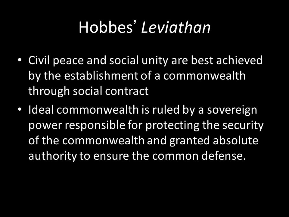 an introduction to the social contract and hobbes commonwealth The commonwealth according to hobbes commonwealth according to hobbes research papers analyze thomas hobbes' leviathan in light of how to govern a sovereignty research papers on the commonwealth as defined by hobbes can be custom written by paper masters.