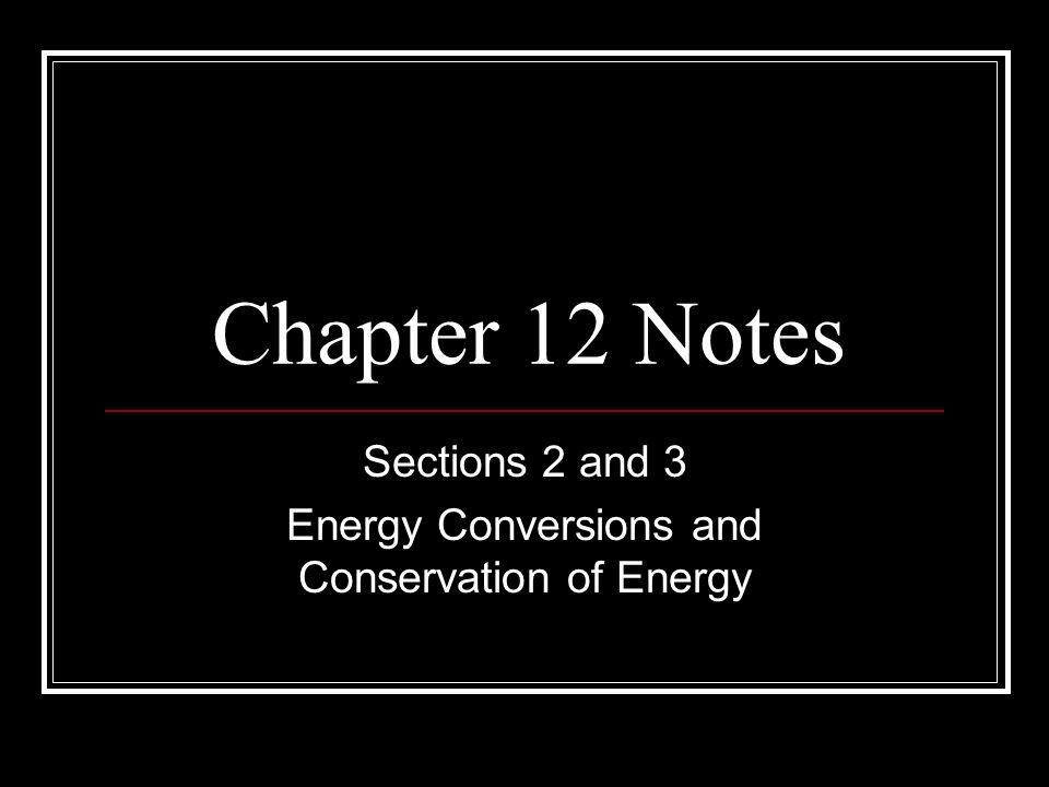 Energy transformations and conservation worksheet answers