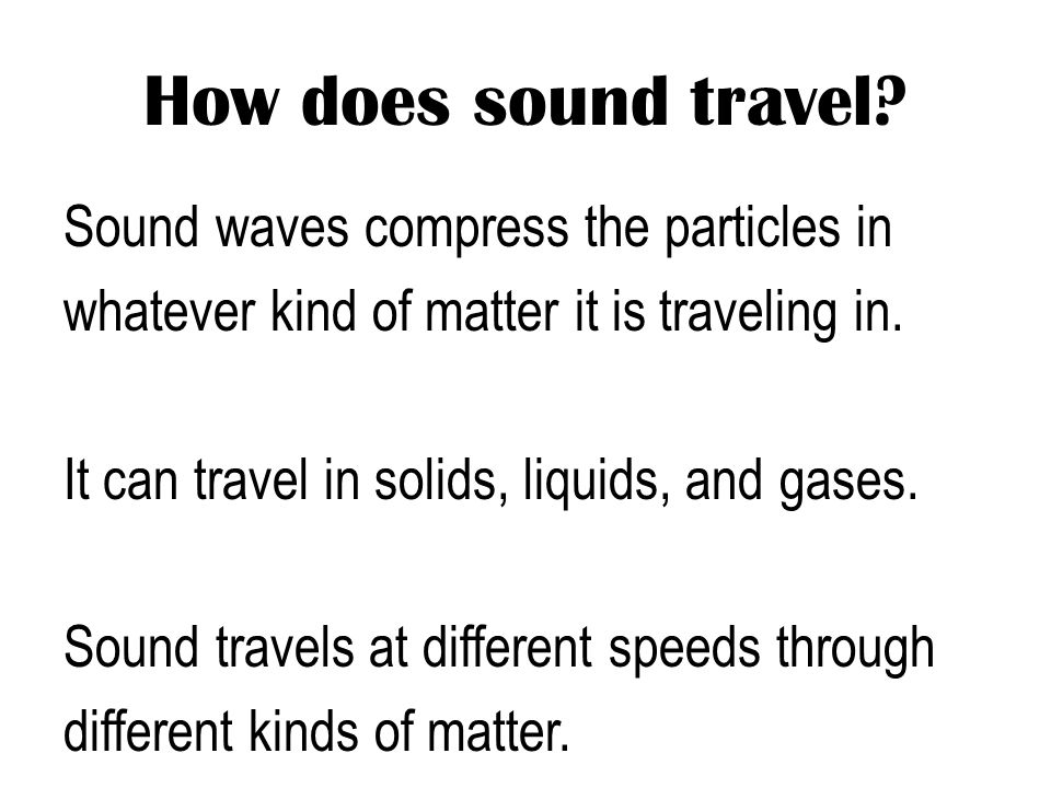 Chapter 14 Sound And Light Energy Ppt Video Online Download