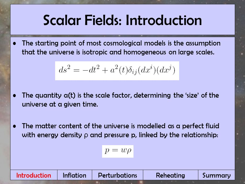 scalar field dark matter - photo #42