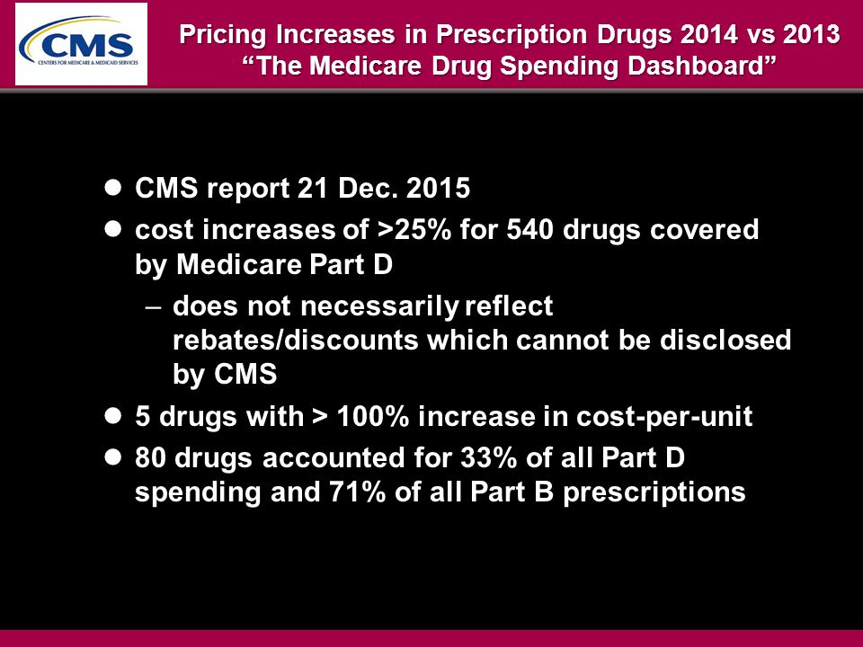 the increasing cost on prescription drugs Watch video why our drugs cost so much nothing stops drug companies from en español | prescription drug prices dramatically increasing the market for the drug.