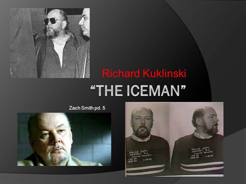 richard kuklinski the iceman