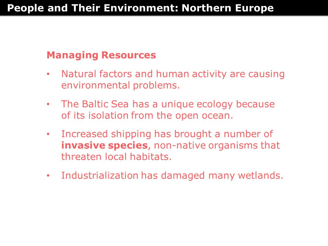 how human activity causes damages to the environment and the effects of a damaged environment on hum Effects of mining on the environment most countries require reclamation of mining sites, to undo the environmental damage.